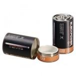 Батарейка-тайник (тип-D) большая
