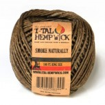 Фитиль I-tal Hemp Wick King Spool