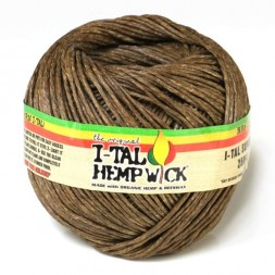 Фитиль I-tal Hemp Wick Supreme Spool
