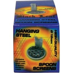 Ложки для бонгов стальные 12мм
