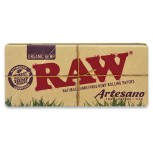 Бумага RAW Organic Hemp Artesano Kingsize Slim