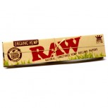 Бумага Raw Organic Hemp King Size Slim