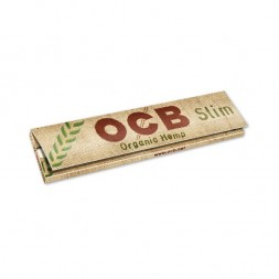 Бумага OCB Organic Hemp King Size Slim