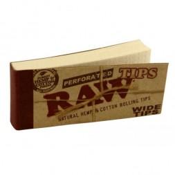 Фильтры для самокруток RAW - Hemp and Cotton