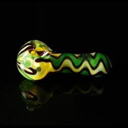 Трубка стеклянная Jelly Joker - Spoonpipe